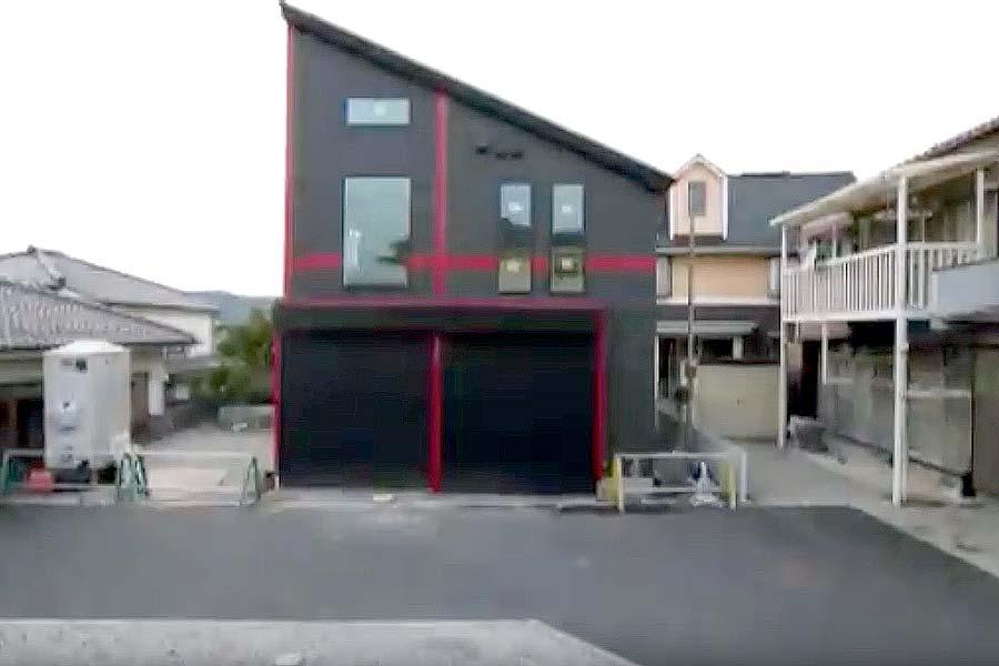 イメージした家ができるまで。